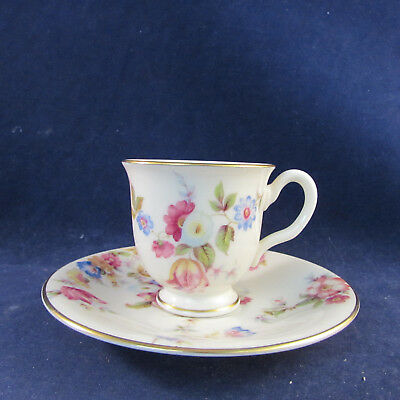 Castleton China SUNNYBROOKE Demitasse Set