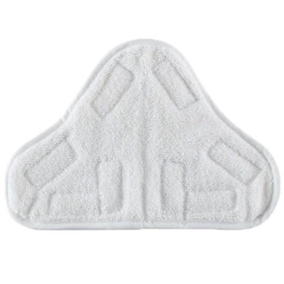 Washable Replacement Microfiber Steam Mop Pads for Chenille X5/H20 (Whit Z9I7