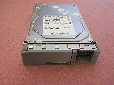 "Genuine Cisco UCS-HDD2TI2F213 2TB SAS Hard Drive 3.5"" Disk  UCS-C220 - New Pull!"