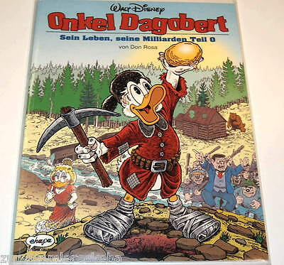 1 Onkel Dagobert Band 0-12 / 26 - Don Rosa - Ehapa Comic Collection siehe Bild