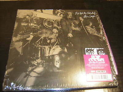 Alice Cooper 45 Live From The Astroturf Pink Vinyl In Original State Record Day