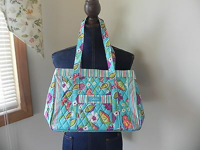 Longaberger Sisters ~ Summer Lovin' ~ Tote ~ Beach Bag ~ Purse ~ Weekender ~ NIB