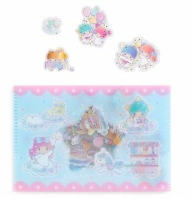 Sanrio Sticker pack Little Twin Stars NEW 45pcs