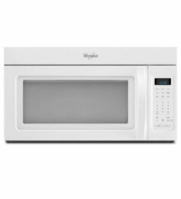 *NEW* Whirlpool WMH31017AW Over-the-Range Microwave Oven (White) *NEW*