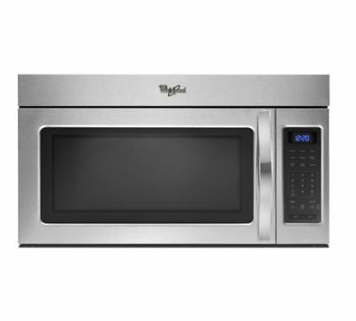 *NEW* Whirlpool WMH31017AS Over-the-Range Microwave Oven (Stainless Steel) *NEW*
