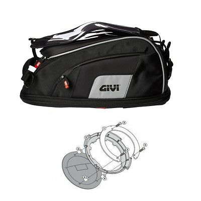 Suzuki GSF650 Bandit/S Year from 05 Motorcycle Tank Bag Set GIVI XS307 15 L NEW