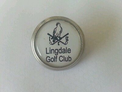 Lingdale Golf Club Ball Marker