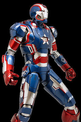 Diy Iron Patriot Pepakura Full Suit Foam Build Cosplay Free Shipping