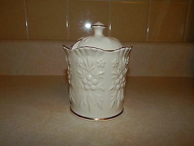 Aynsley Fine Bone China - Camellia - Honey Pot or Sugar Bowl