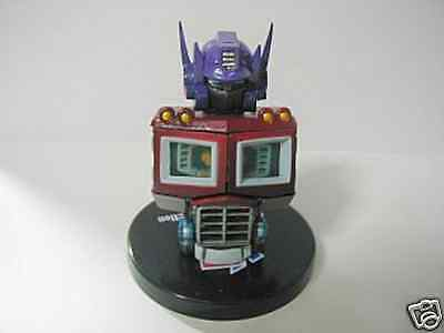 CONVOY Mini Bust TRANSFORMERS KT Figure by Kaiyodo /& Takara