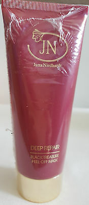 Jutta Niedhardt Deep Repair Black Treasure Peel off Mask 100 ml