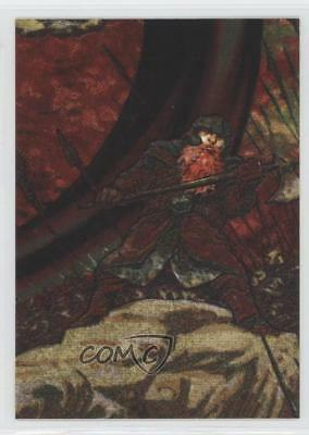 2006 Topps Lord of the Rings Masterpieces Etched-Foil #4 Gimli Card 0b5