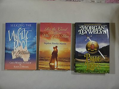 Lot: 3 Novels From a New Age Store