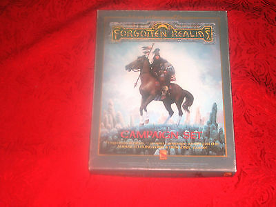 Forgotten Realms Campaign Set-TSR- 1987-Heroes-VGC-Boxed Set