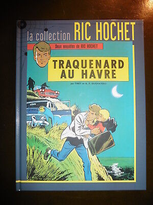 "Collection ""ric Hochet"" : N°  1  : ""traquenard Au Havre"" : Neuf"