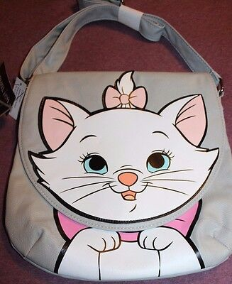 LOUNGEFLY Disney The Aristocats Marie NEW WITH TAGS bag pocketbook crossbody