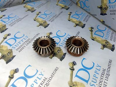 Browning At-5007 Spur Gear Lot Of 2