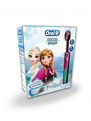 Pack Cepillo Dental Braun D12 Vitality Stages Froz