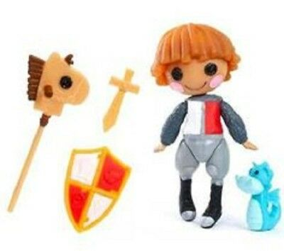LALALOOPSY MINIS SIR BATTLESCARRED SERIES 3 ** Excellent Condition **