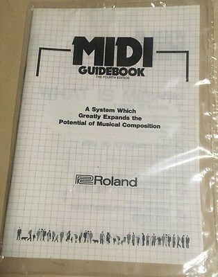 MIDI GUIDEBOOK - ROLAND Corporation 1987
