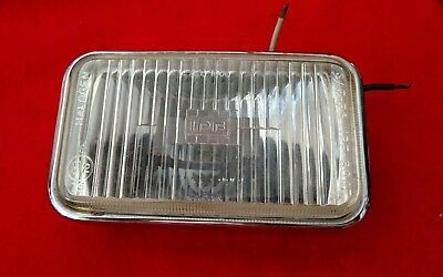 Vintage Used IPF Halogen Fog Driving Lamp 804F Japan
