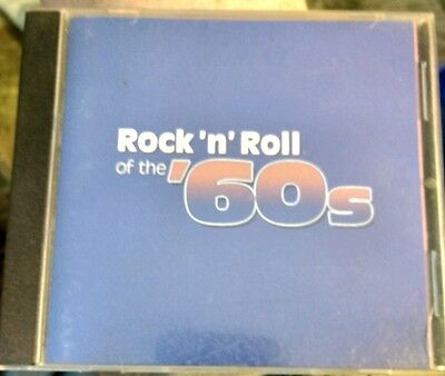 Various Artists : Rock N Roll of the 60s CD 16 Great Hits!!