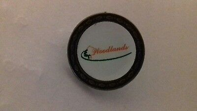 Woodlands Golf Club Ball Marker
