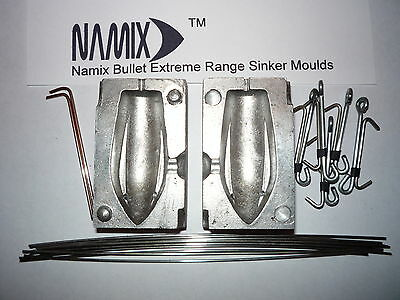 Namix Bullet Bait Clip Gx Grip Xtra With Or Without Bait Clip