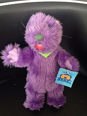 "BNWT DISNEY 10"" Bear in the Big Blue House POP plush soft toy"