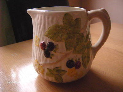 Shorter & Son Blackcurrant Jug, with Certificate of Authenticity.