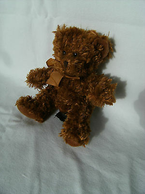 Russ Berrie Honeyfitz 7 inch teddy bear