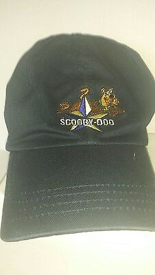 Authentic Blue Scooby Doo Hat Hanna Barbera Youth