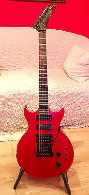 Gibson Les Paul DC 400 XPL 1985 red - hyper rare - collector