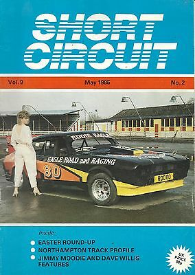 Short Circuit Magazine. Stock Cars. Hot Rods. Bangers. May1985