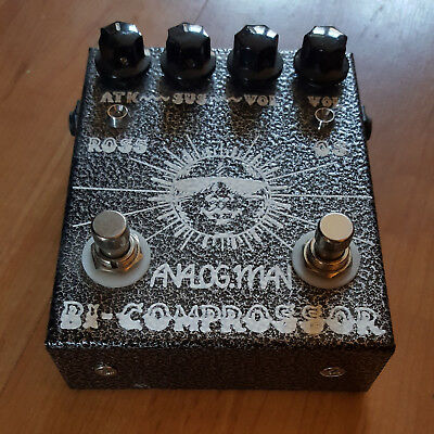 Analog Man BiComprossor Compressor Pedal (Analogman)