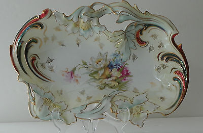 RS Prussia Large Tray - Germany Saxe Altenburg