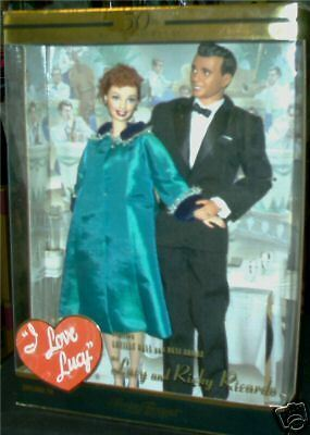 I Love Lucy Anniversary doll pregnant maternity Collectible rare xmas party gift