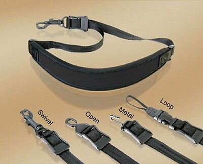 Neotech Classic Strap With Swivel Hook - Black, Junior Version