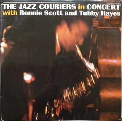 LP The Jazz Couriers in Concert, Ronnie Scott and Tubby Hayes (MFP orig.)