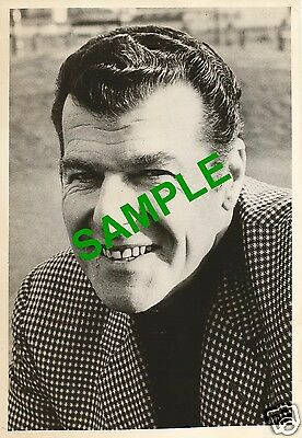 Scarce Original Press Photograph - John Jacobs Golfer 1971