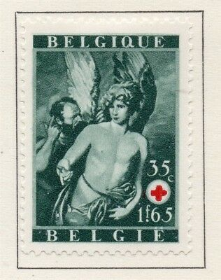 Belgium 1944 Early Issue Fine Mint Hinged 35c. 173854