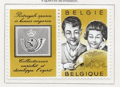 Belgium 1960 Early Issue Fine Mint Hinged 40c. 173869