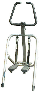 Foldable StairMaster Stepper Adjustable Stamina77 Cardio Exercise Fitness Sports