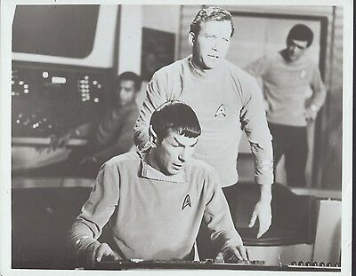 Star Trek 8x10 tv/movie publicity photos - Lot of 12 different - lot 3