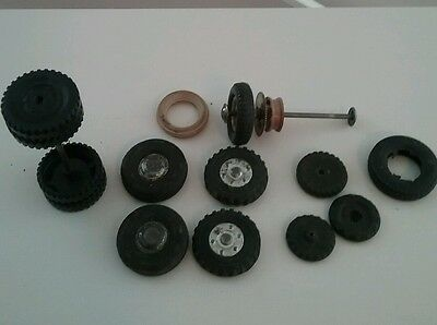 wheels, tires, for cars, trucks etc.  part as pictured check my listings