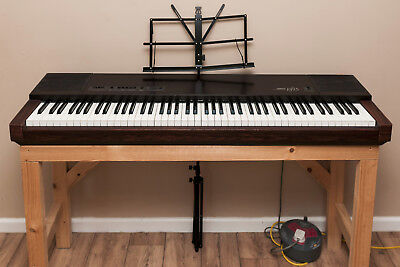 Yamaha ydp 141 arius digital piano rosewood picclick uk for Yamaha fully weighted keyboard