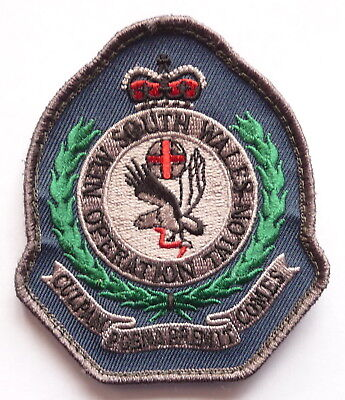 Nsw Police Social Collector's Patch