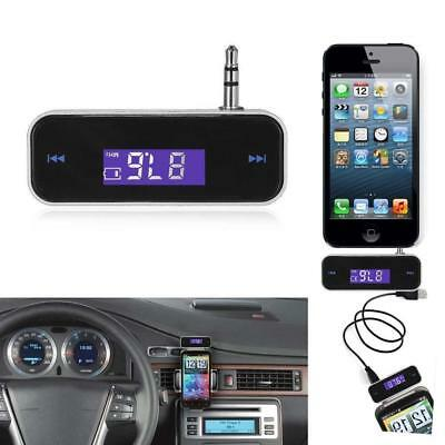 Wireless Music to Car Radio FM Transmitter For 3.5mm MP3 iPod iPhone Tablets GY