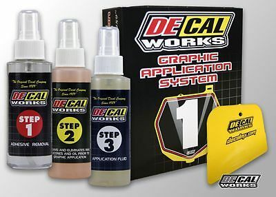 Decal Works Graphic Application System