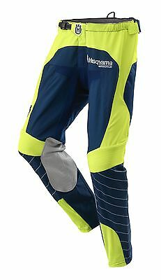 2016 Husqvarna Railed Pants Blue adults